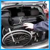 Guincho para Levantar cadeira  de rodas