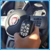 .Comandos elétricos no volante Asaflex